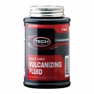 TECH 強力加硫セメント 230ml ハケ付 #760 |omt-store