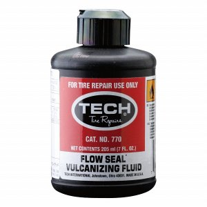 TECH 強力加硫セメント 205ml ハケ無 #770|omt-store