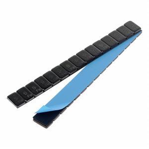 ブラック スチール貼り付け板ウエイト 3kg|omt-store
