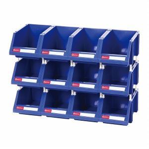 連結パーツボックス (大) ×12コ omt-store