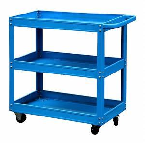 3段ツールカート ブルー omt-store