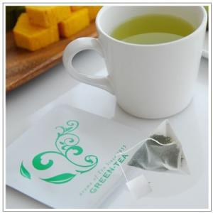 【ティーパックギフトセット】Aroma of Teaシリーズ 深蒸し茶5袋ケース入り・和紅茶5袋ケース入り 贈答箱入1,500円 omuraen 09