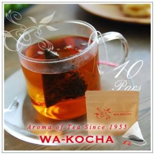 【静岡産紅茶ティーパック】Aroma of Teaシリーズ ティーパック和紅茶10煎パック 2.5g×10個 750円|omuraen
