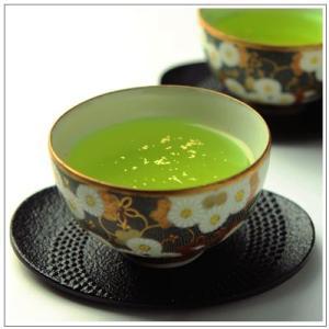 【季節限定茶】正月用茶「大福茶」純金箔付き 880円 omuraen 03