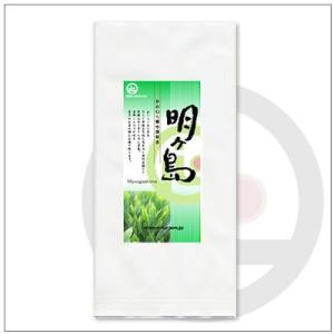 【緑茶ギフトセット】明ヶ島100g 茶袋2本セット 箱入り 2,380円|omuraen|02