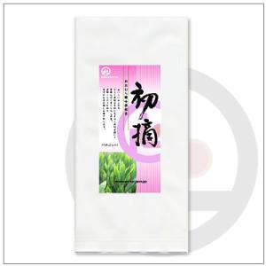 【緑茶ギフトセット】初摘100g 茶袋2本セット 箱入り 2,812円|omuraen|02