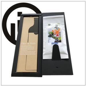 【茶道具】HARIO製 フィルターインボトル+掛川深蒸し茶夏季限定茶「夏の潤い茶」ギフトセット 3,400円|omuraen|02
