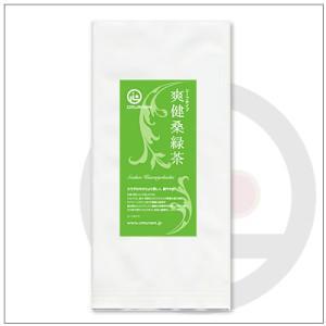 【健康茶】爽健桑緑茶:リーフタイプ100g 864円 |omuraen