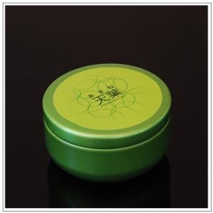 【最高級掛川深蒸し茶】天葉プレミアム さえみどり 30g・缶入 1,080円|omuraen|02