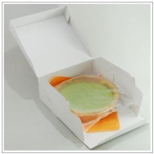 【チーズケーキ】抹茶のベイクドチーズケーキ 2,400円|omuraen|03
