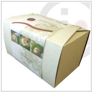 【ロールケーキ】おおむらロール 〜抹茶マロンムース仕立て 1本|omuraen|04