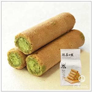 【和菓子】抹茶の里 1袋13本入 430円  omuraen