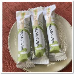 【和菓子】抹茶の里 1袋13本入 430円  omuraen 03