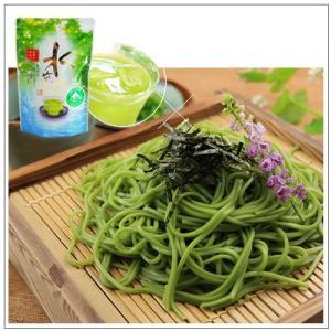 【食品】そねの生茶そば つゆ付き4食分 1,491円 |omuraen|05