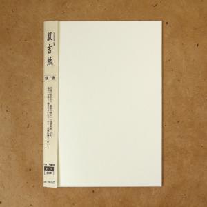 肌吉便箋 B5 無地(ネコポス可)|on-washi