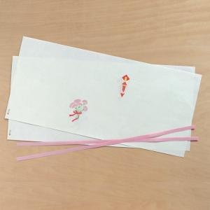 母の日 かけ紙 大|on-washi