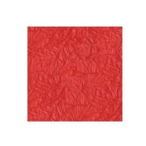 和紙シール 四角 強制紙 赤 10枚入(ネコポス可)|on-washi