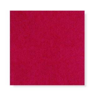 和紙シール 正方形 赤 10枚入(ネコポス可)|on-washi