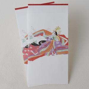 金封(のしなし) おはなしお祝い袋 かぐや姫(2枚入)(ネコポス可)|on-washi