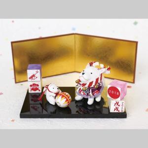 お正月飾り 吉祥戌(きっしょういぬ)...