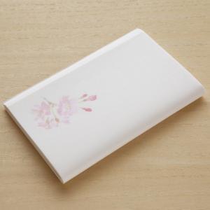 懐紙(かいし) 紅しだれ 30枚入(ネコポス可)|on-washi