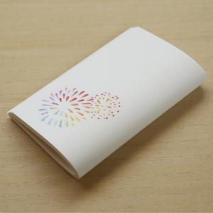 懐紙(かいし)花火 30枚入(ネコポス可) on-washi