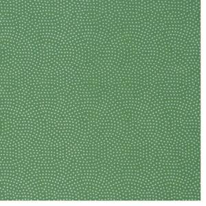 色鳥の子紙 シルク印刷 鮫絞り 緑×パール(336-ハ) on-washi