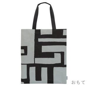 SIWA SAMIRO YUNOKI バッグフラット L 01 on-washi