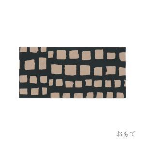 SIWA SAMIRO YUNOKI フラット ウォレット 03(ネコポス可)