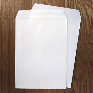 コピー プリンタ用紙 和紙 角2封筒 大直礼状紙 25枚入 プリンター用和紙|on-washi