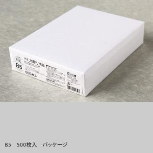 コピー プリンタ用紙 和紙 大直礼状紙 B5 500枚入 プリンター用和紙|on-washi