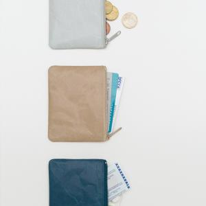 SIWA|紙和 コインケース wide(全9色)(ネコポス可)