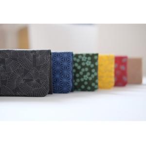 SIWA|紙和 藤本染工芸 長財布(全6色)(ネコポス可)