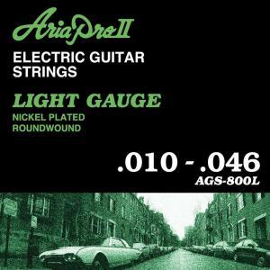 ARIA ( アリア ) AGS-800L (Light) エレキギター弦