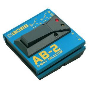 BOSS ( ボス ) AB-2 / 2ウェイ セレクター on-you-music