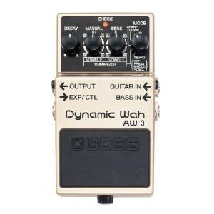 BOSS ( ボス ) AW-3 ( Dynamic wah / ダイナミック ワウ ) エフェクター on-you-music