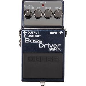 BOSS ( ボス ) BB-1X ( Bass Driver / ベースドライバー ) エフェクター on-you-music
