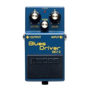 BOSS ( ボス ) BD-2 ( Blues Driver / ブルース ドライバー ) エフェクター on-you-music