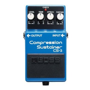 BOSS ( ボス ) CS-3 ( Compression Sustainer / コンプレッション サスティナー ) エフェクター on-you-music
