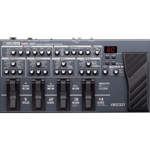 BOSS ( ボス ) ME-80 ( Guitar Multiple Effects ) ギター ...