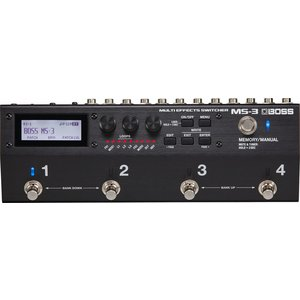 BOSS ( ボス ) MS-3 ( Multi Effects Switcher ) マルチエフェクトスイッチャー on-you-music
