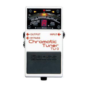 BOSS ( ボス ) TU-3 ( Chromatic Tunner ) チューナー on-you-music