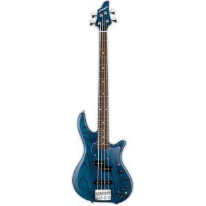 EDWARDS ( エドワーズ ) E-BB-145 (カラー:  Satin Burner Blue) エレキベース|on-you-music