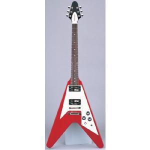 EDWARDS ( エドワーズ ) E-FV-120D (カラー:Cherry) エレキギター|on-you-music