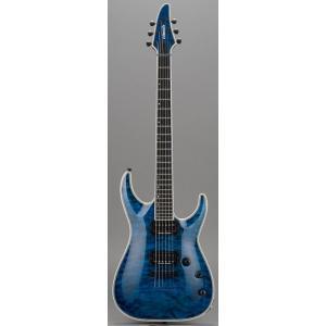 EDWARDS ( エドワーズ ) E-HR-145NT/QM (カラー:Black Aqua) エレキギター|on-you-music