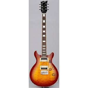 EDWARDS ( エドワーズ ) E-KT-135S/QM (カラー:Dark Cherry Sunburst) エレキギター|on-you-music