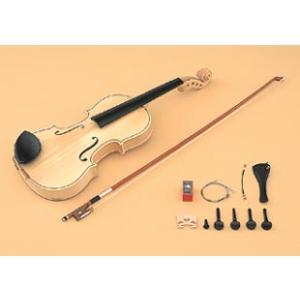 SUZUKI ( スズキ ) バイオリンキット4/4 ( キット教材/手づくり楽器キット/工作キット )