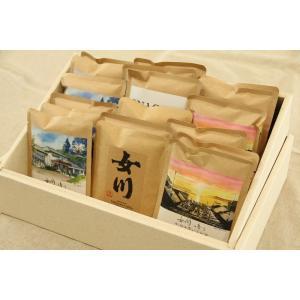 珈琲工房いしかわ 女川コーヒー18個セット(ワンドリップコーヒー)|onagawa-again