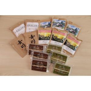 珈琲工房いしかわ 女川コーヒー4種とカフェデューク2種のセット|onagawa-again