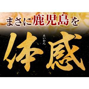 西郷どん ラーメン 送料無料 鹿児島ラーメン8...の詳細画像4